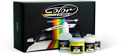 Color N Drive - Touch Up Paint Kit