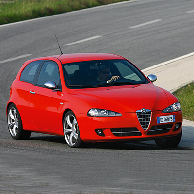 ALFA ROMEO 147 Touch Up Paint