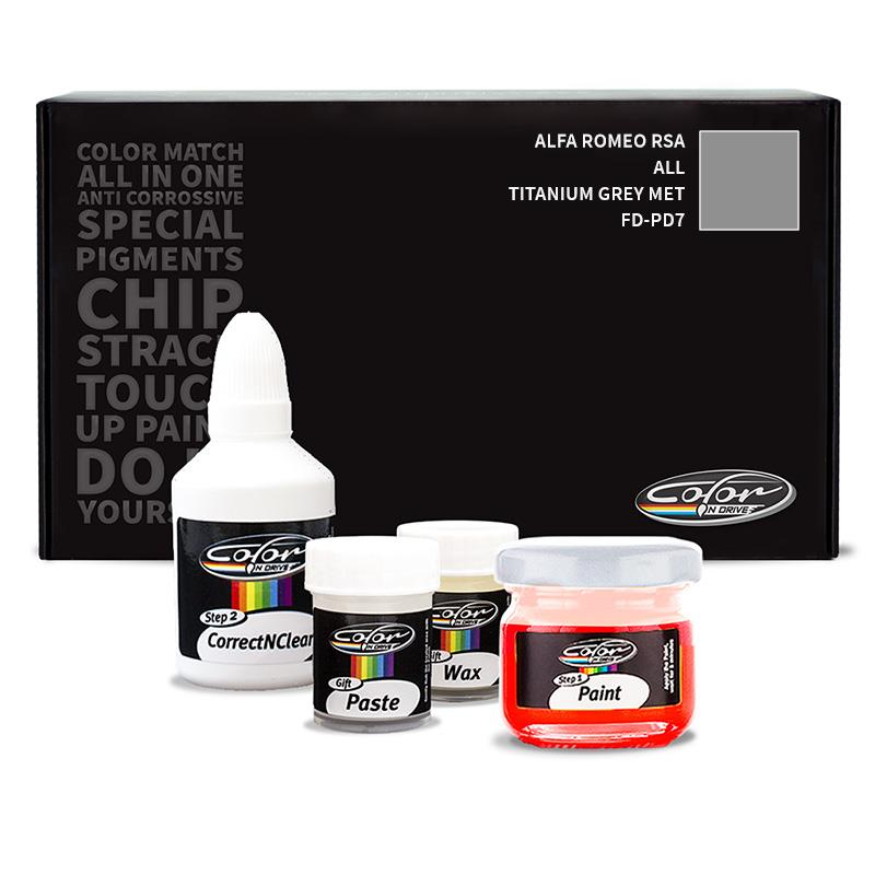 Alfa Romeo Rsa Touch Up Paint Kit