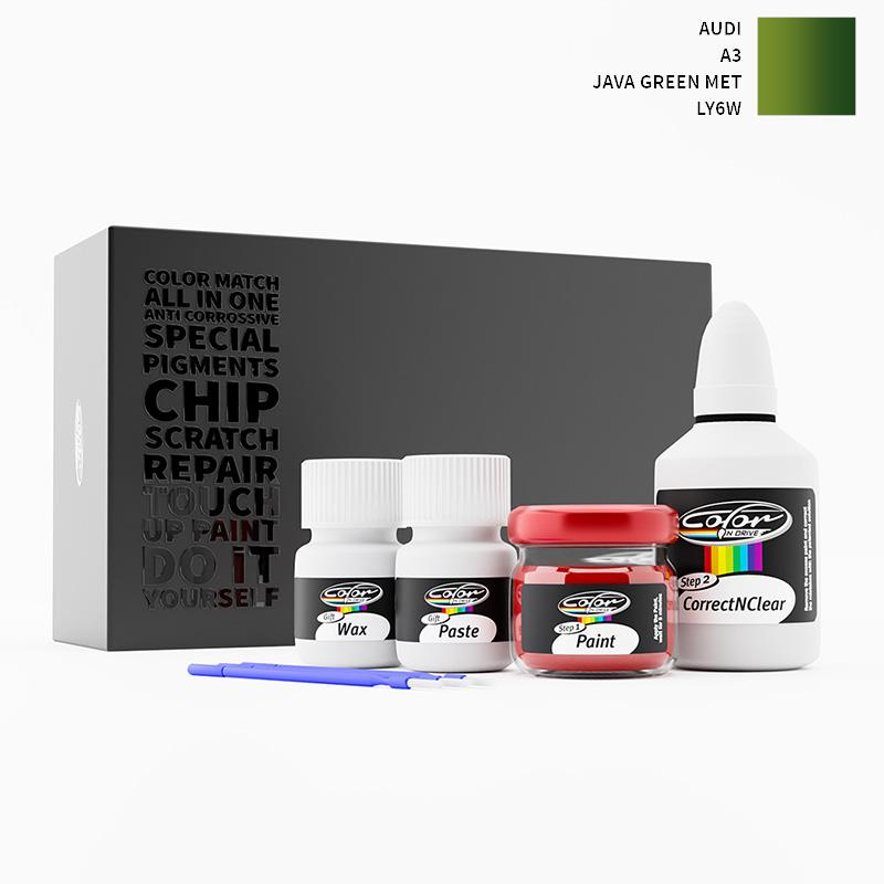 Audi Touch Up Paint Kit