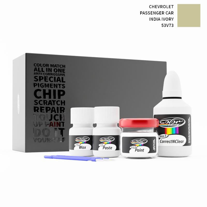 Auto Touch Up Paint >> Chevrolet Passenger Car India Ivory 510 Touch Up Paint Chevrolet