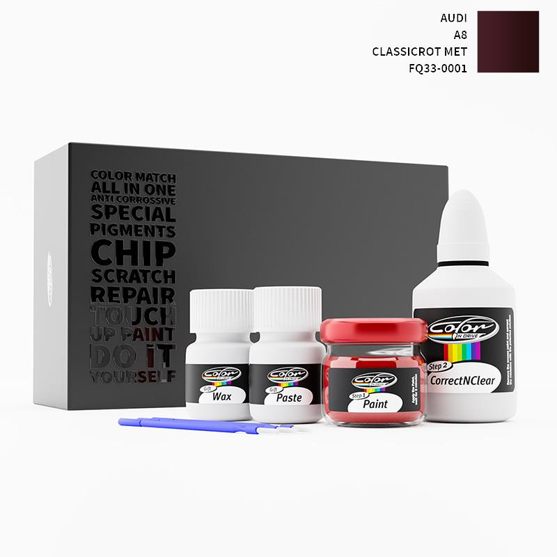 A8 Touch Up Paint Kit